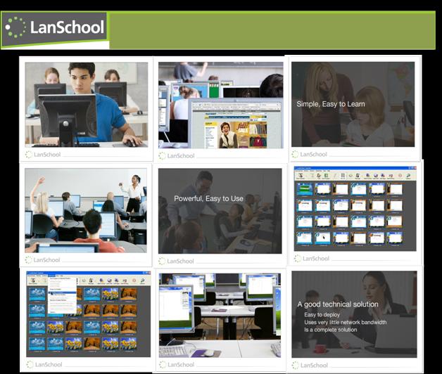 LanSchool software