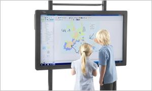 Schermi interattivi per la didattica