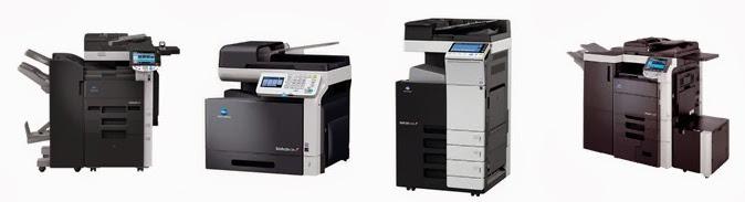 Noleggio stampanti, fotocopiatori, fax